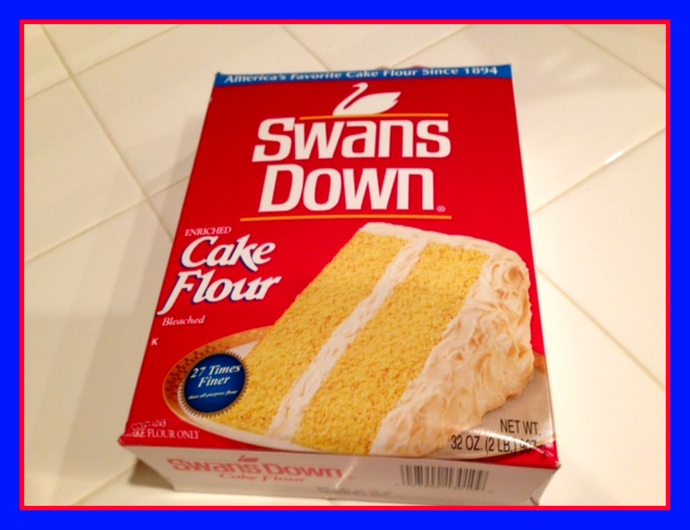 Website For Swans Cake Flour